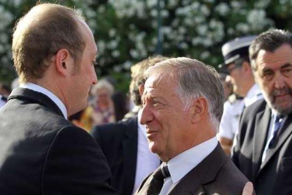 Laurent Marcangeli (UMP) compte bien prendre la mairie d'Ajaccio détenu par Simon Renucci (CSD) depuis 2001