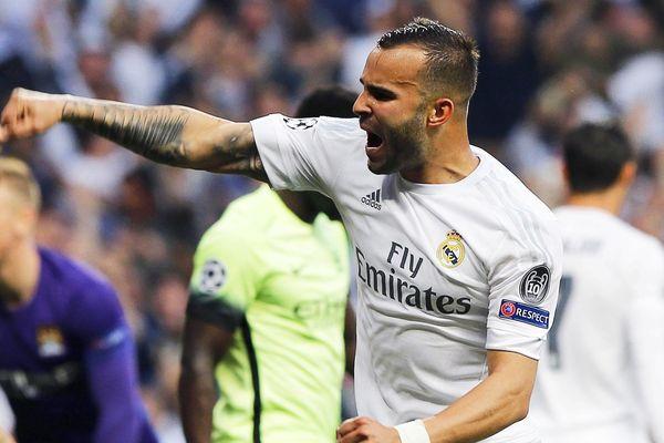 L'attaquant du Real Madrid Jesé Rodriguez Ruiz.