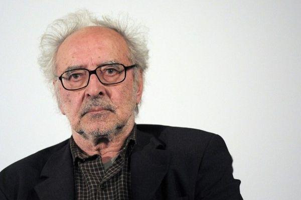 Le réalisateur Jean-Luc Godard (Archives)