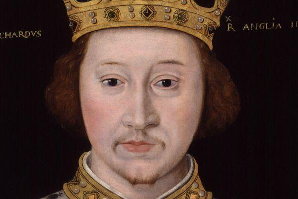 Portrait de Richard II