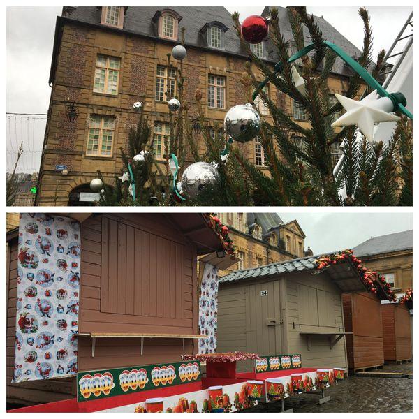 Le marché de Noël 2019 à Charleville-Mézières promet de belles surprises sur le thème des légendes ardennaises