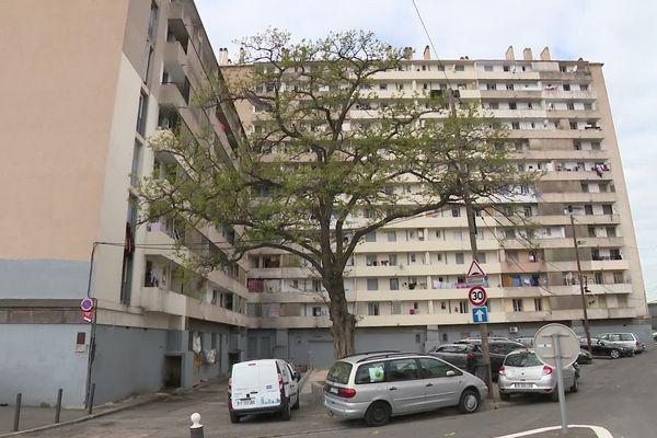 La cité Maison Blanche, 14ème arrondissement