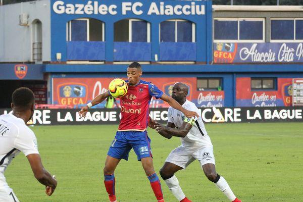GFCA / Paris FC le vendredi 27 juillet.