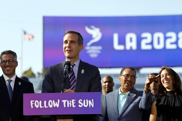 Le maire de Los Angeles, Eric Garcetti, annonçait début août que Los Angeles accueillerait les JO 2028.