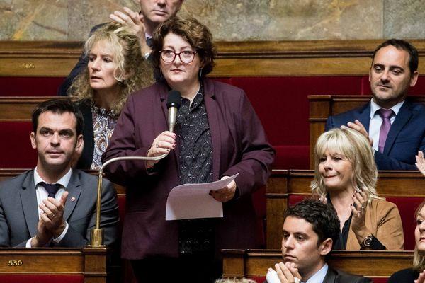 """La députée des Pyrénées-orientales a déposé plainte pour menaces de mort. """"J'ai reçu un mail parlant de guillotine, d'échafaud et j'ai décidé de porter plainte."""