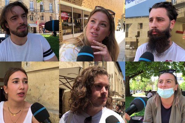 Les jeunes sont-ils prêts pour les élections départementales et régionales de ce mois de juin ? Question posée à Bordeaux.