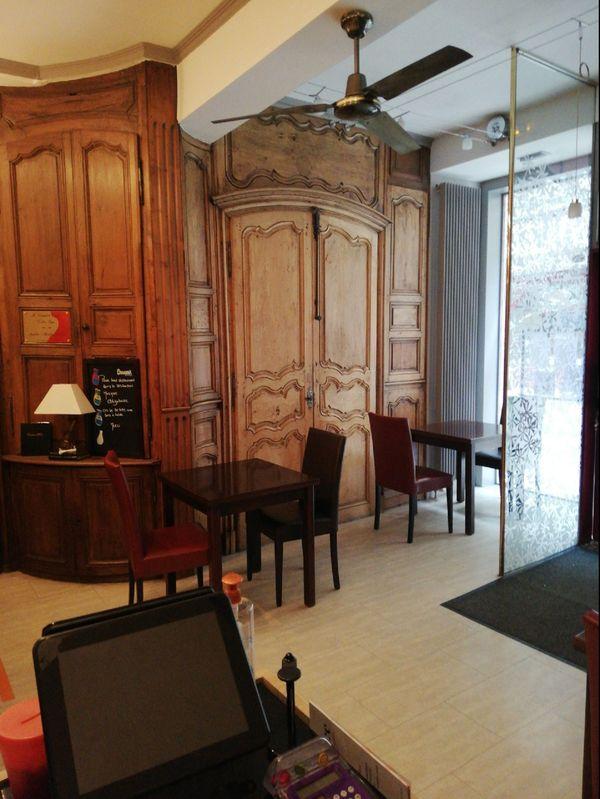 Le restaurant gastronomique,  Ô des Lys fermé depuis le second confinement, continue son activité en proposant ses plats à emporter.