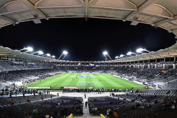 Le Stadium de Toulouse a été rayé de la liste des stades qui accueilleront des matches de football des tournois olympique et paralympique des J.O. de Paris en 2024.