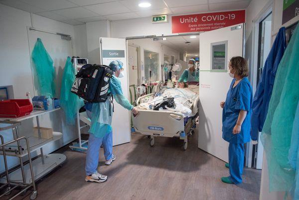 Hôpital Nord, Marseille.