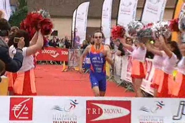 80 sportifs étaient engagés à ces championnats de France de duathlon