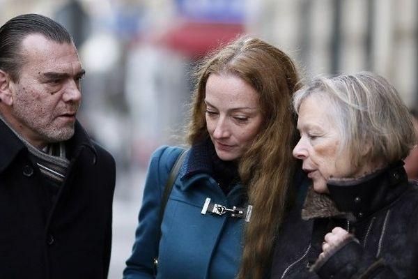 Florence cassez, accompagnée de son avocat et de sa mère, a rencontré Nicolas Sarkozy