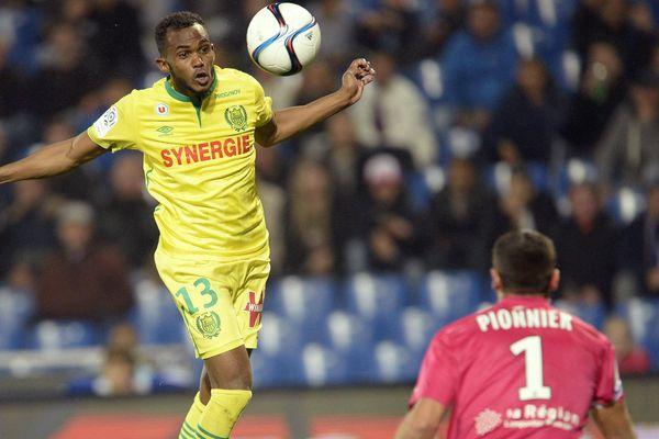 Wilfried Moimbe revient pour affronter les Girondins de Bordeaux