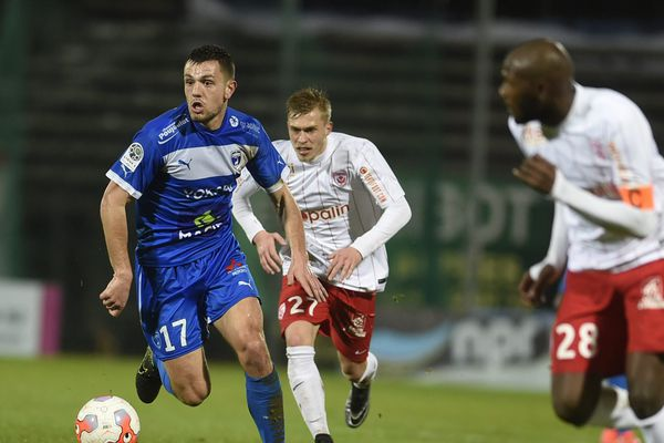 Niort-Nancy : score final 0-0.