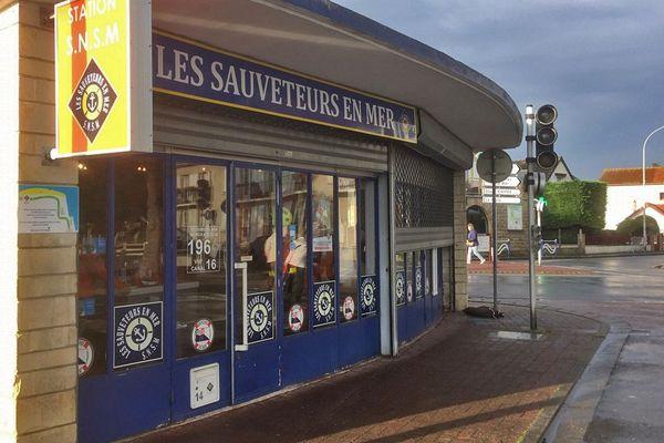 station SNSM de Ouistreham (Calvados)