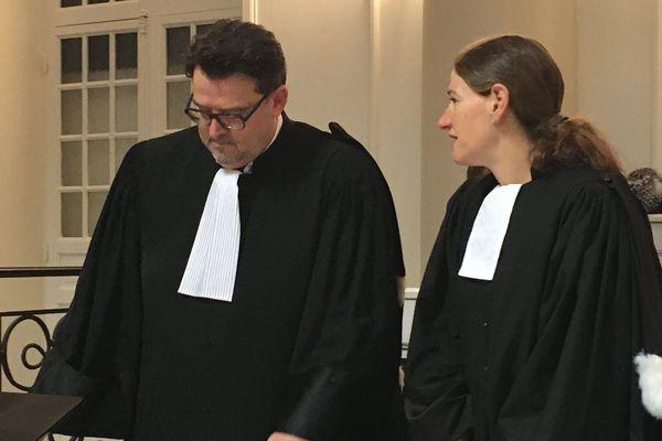 """Les avocats de la partie civile doivent rendre compte de la """"barbarie"""" des faits au premier jour des assises de l'Allier, lundi 18 novembre."""