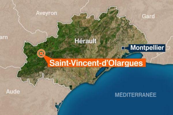 Saint-Vincent-d'Olargues (Hérault)