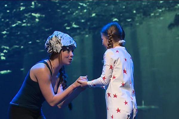 La comédie musicale Emilie Jolie entame une tournée en province qui débute à Clermont-Ferrand.