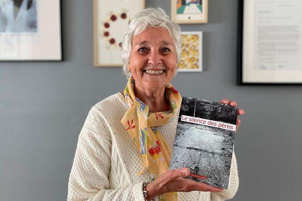 Christine Aubé a retracé l'histoire de son père, prisonnier en Silésie durant toute la guerre 39-45