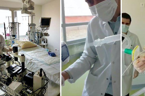 Aurélien Mary a développé un protocole de traitement, reste à obtenir le financement.