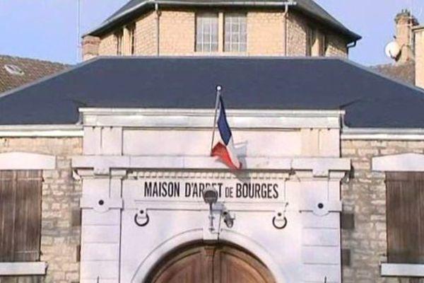 La prison du Bordiot, à Bourges.