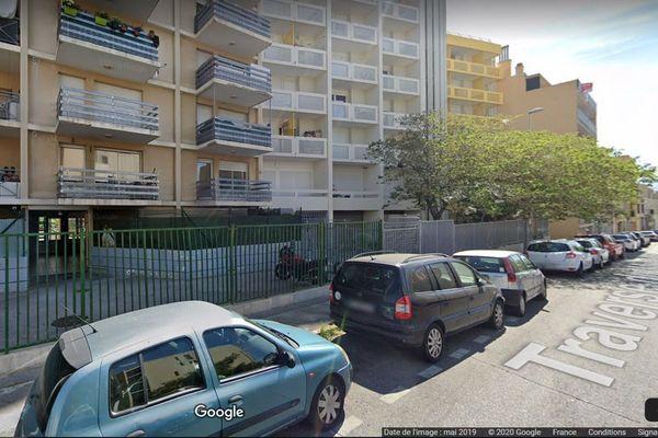 Deux hommes tués par balle à Marseille, quartier la Villette dans le 3e arrondissement.