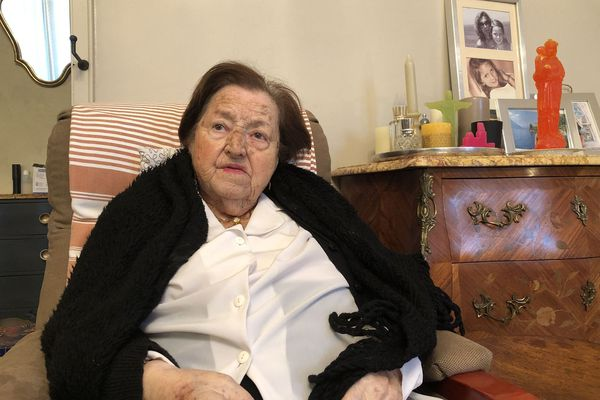Jeanne Laval a survécu au Coronavirus.