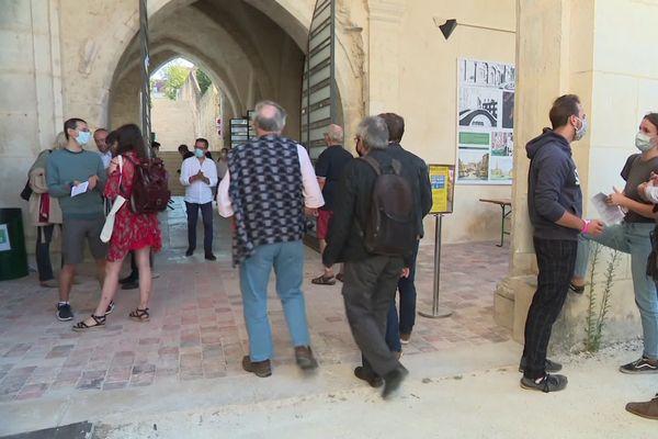 Le festival des Idées est accueilli à la Cité du Mot, à la Charité-sur-Loire
