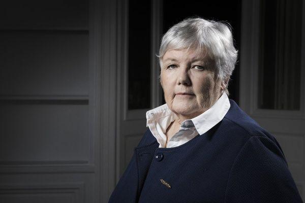 Jacqueline Gourault, désignée Madame Corse du gouvernement.