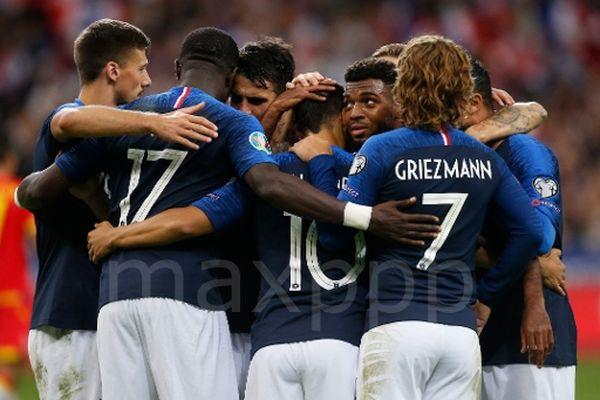Les bleus affronteront l'Allemagne à Munich pour cette première entrée dans l'Euro 2021.