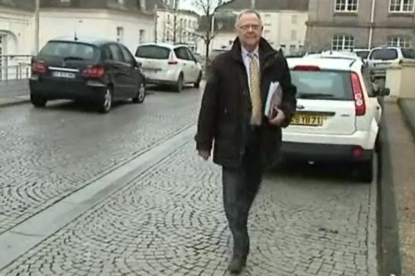 André Billardon repart en campagne pour briguer un quatrième mandat à la mairie du Creusot