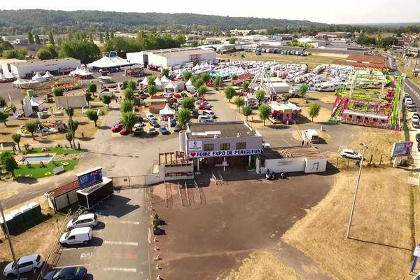 Le parc de la Foire-Expo de Périgueux mis en vente