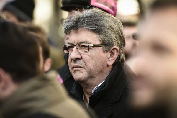 Jean-Luc Mélenchon ne mâche pas ses mots au sujet de Stéphane Poussier, ancien candidat aux législatives de la France Insoumise