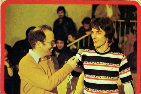Thierry Dupin, avec Thierry Rolland.
