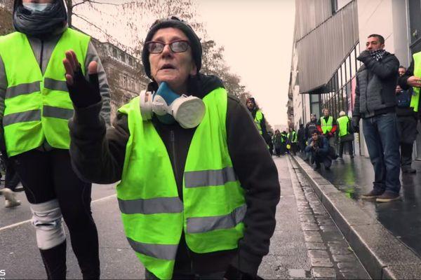 Le policier qui avait agressé Marlène Lutz, lors d'une manifestation de gilets jaunes à Strasbourg, a été condamné à 18 mois de prison avec sursis