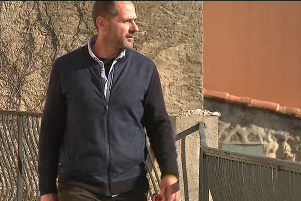 Stephane Arnaud, maire de Seillons-Source-d'Argens.