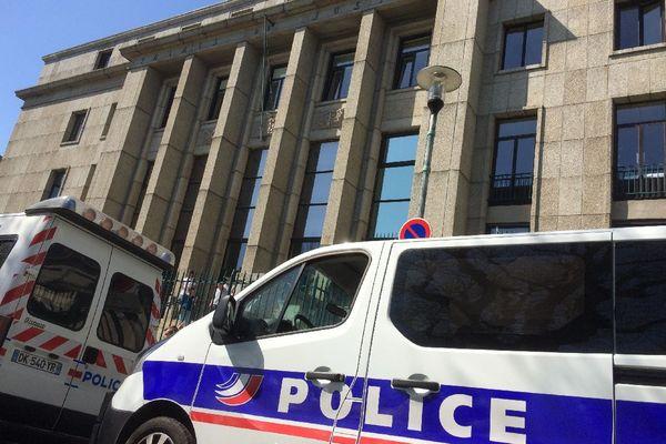 Le tribunal correctionnel de Brest sous haute surveillance