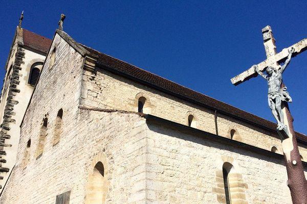 L'église de Feldbach
