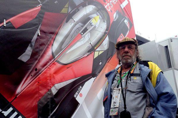 Passion Le Mans : Patrick, spectateur invétéré et chasseur d'autographes hors pair