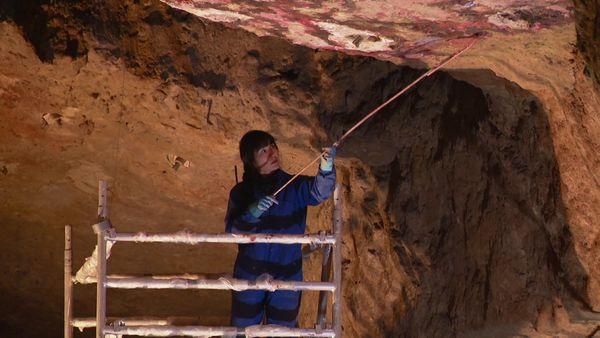 Les œuvres de Makiko Furuichi resteront trois ans dans les caves Ackerman
