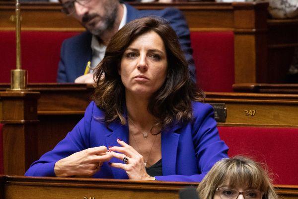 Coralie Dubost, députée LREM de l'Hérault, a été agressée mardi 19 octobre dans la soirée, à Paris.