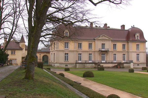A Marcy-l'Etoile, le château du domaine Lacroix-Laval était en sommeil depuis plusieurs années. Il va accueillir un CFA dédié à la gastronomie (archives 2020)