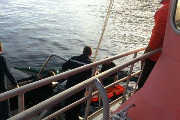 06/12/13 - Le corps sans vie d'une femme a été repêché par la SNSM au large de Bastia