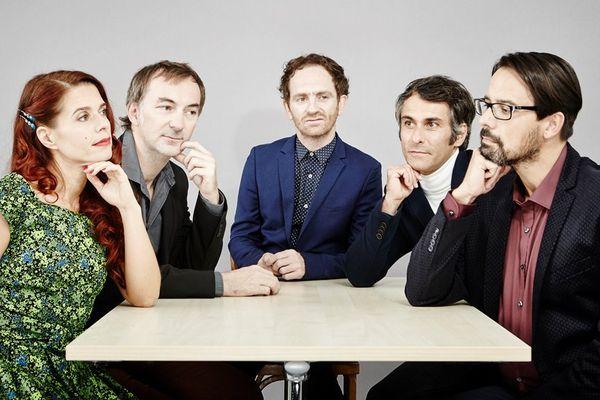 Le groupe pop rock français Dionysos en ouverture des Musicales de Bastia