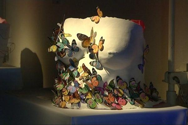 A Mâcon, une exposition de bustes de femmes est à découvrir dans le cadre d'Octobre Rose.