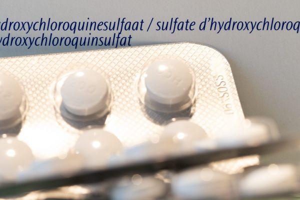 Depuis le 1er avril, l'hôpital d'Angers coordonne une étude sur la chloroquine.