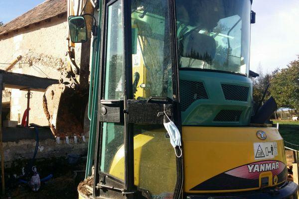 Les chantiers pendant le Covid c'est possible, mais masqué et avec des précautions