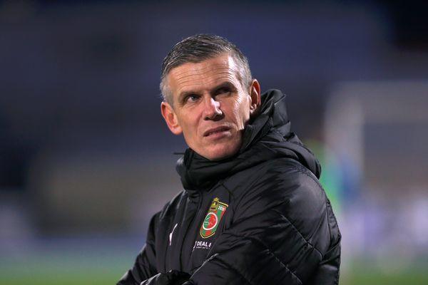 Sébastien Tambouret, entraîneur du CSSA jusqu'à ce 27 avril 2020.