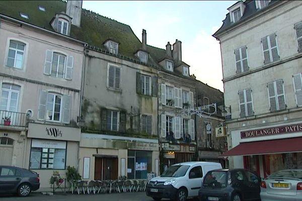 Le centre-ville d'Avallon semble se redynamiser, 3 ans après les orientations définies par le Gouvernement