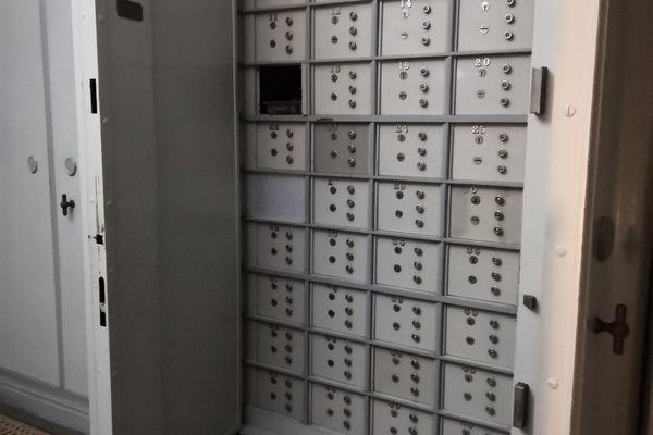 Les casiers d'origine vont être utilisés dans de futurs scénarios.