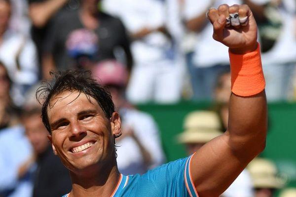 Le roi Nadal est de retour pour défendre son titre à Monte-Carlo.